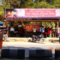 Amberpet Busshelters Advertising, in Hyderabad - MeraHoardings