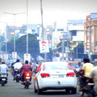 Polekiosk Karmanghat Advertising in Hyderabad – MeraHoardings