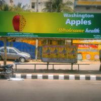 Kothapetway Hoardings Advertising, in Hyderabad - MeraHoardings