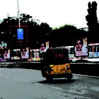 Railnilayamrd Polekiosk Advertising, in Hyderabad - MeraHoardings