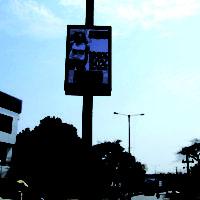 Karkhana Polekiosk Advertising, in Hyderabad - MeraHoardings