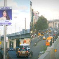 Polekiosk Tarnaka Advertising in Hyderabad – MeraHoardings