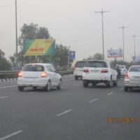 Hoarding Advertising in Delhi-Akshardham Temple