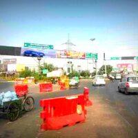 Upgate Arches Advertising in Delhi – MeraHoardings