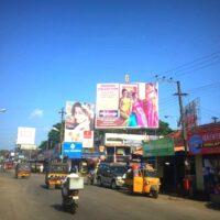 Hoarding Advertising in Kerala, Palakkad
