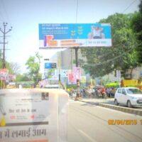 Unipoles Badachauraha Advertising in Kanpur – MeraHoardings