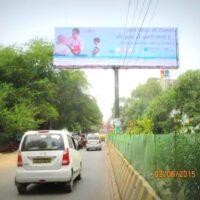 Unipoles Badachaurahaicici Bank Advertising Kanpur – MeraHoardings