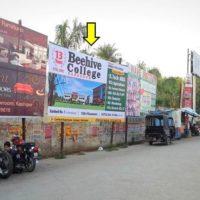 Udham Singh Nagar Hoarding Advertising in Awas Vikas