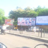 Alwar Hoarding Advertising in Bhagat Singh Circle
