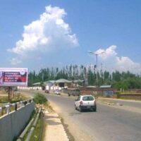 Unipoles Kunzer Gulmarg Road Unipoles Advertising - MeraUnipoles