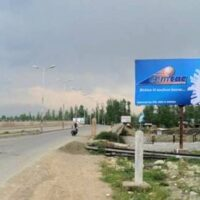Magam Gulmarg Road Unipoles Advertising In Srinagar - MeraUnipoles Advertisings In Jammu And Kashmir – Mera Unipoles