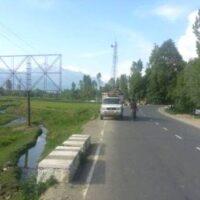 Ashmuqam Road Unipoles Jammu And Kashmir - MeraUnipoles